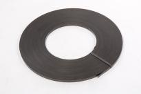Acél pántszalag fekete 16 x 0,5